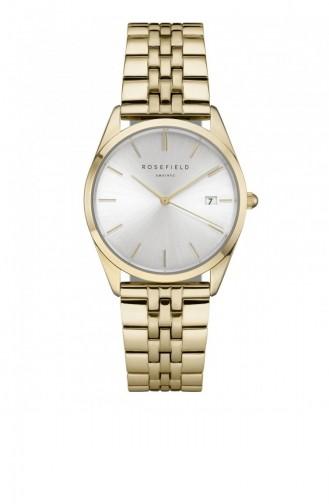 Gold Wrist Watch 03