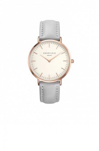 Gray Wrist Watch 9