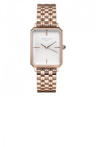 Rose Skin Watch 42