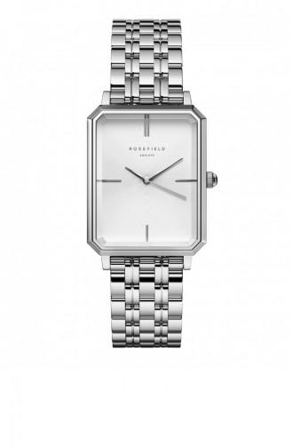 Silver Gray Wrist Watch 41