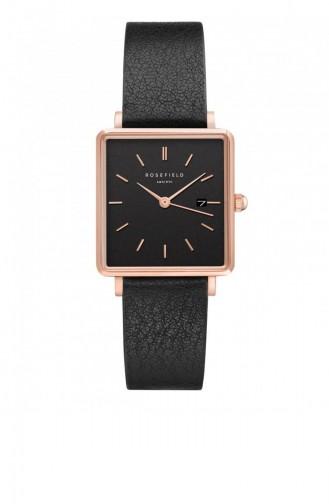 Black Wrist Watch 10