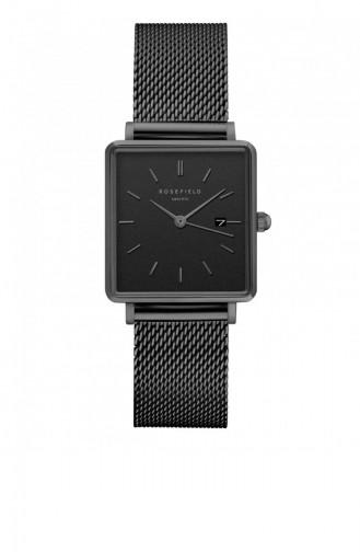 Black Wrist Watch 04