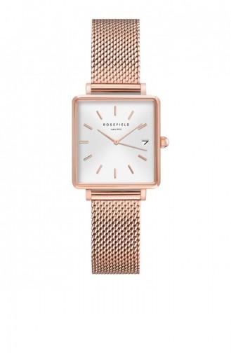 Rose Skin Horloge 040