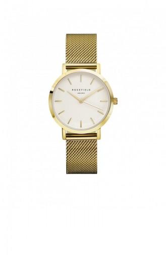 Gold Wrist Watch 51