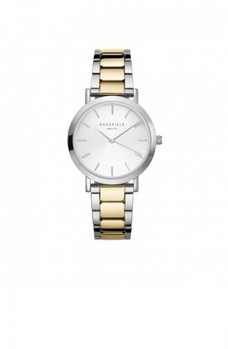 Gold Wrist Watch 63