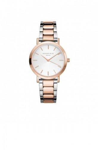 Silver Gray Wrist Watch 64