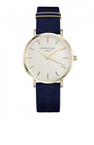 Navy Blue Wrist Watch 70