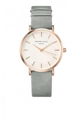 Gray Wrist Watch 74