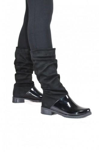 Black Boots 00341.SIYAHSUET