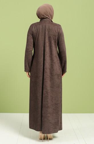 Mink Abaya 0106A-02