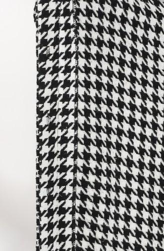 Black Long Coat 2028-01