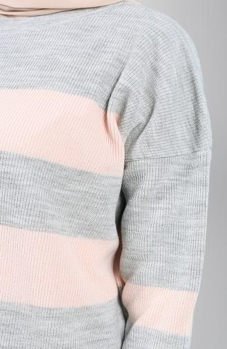 Gray Sweater 0587-06