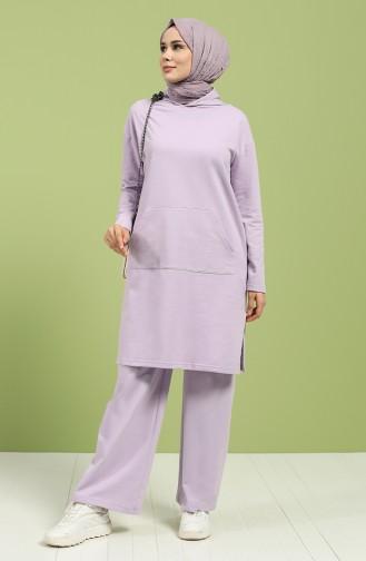 Lilac Sweatsuit 8145-04