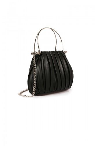 Black Shoulder Bag 62Z-01