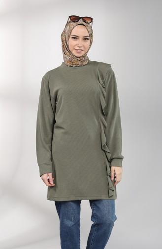 قميص رياضي كاكي 20070-03