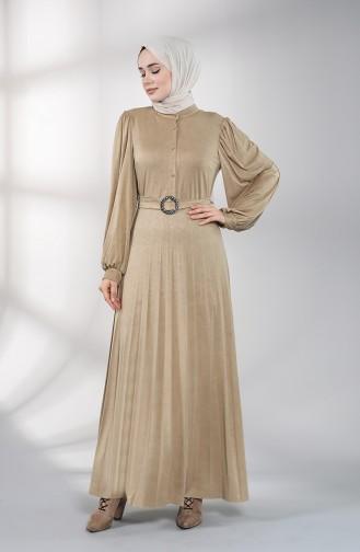 Robe Hijab Beige 5181-03