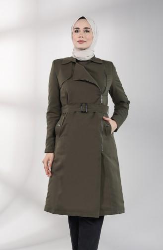 Trench Coat Khaki 4601-03