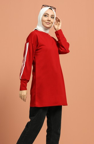 Claret red Tuniek 8277-03