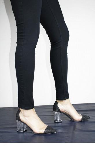 White High-Heel Shoes 00258.SIMLISIYAH