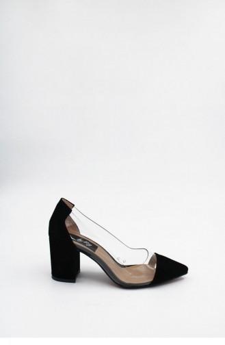 Black High Heels 00176.SIYAHSUET