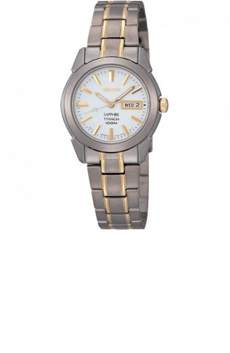Silver Gray Watch 115P1
