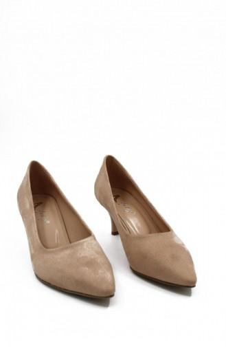 Skin Color High-Heel Shoes 00256.TENSUET