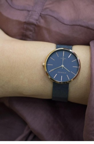 Navy Blue Wrist Watch 700LXVLML