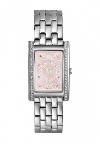 Silver Gray Wrist Watch 2N145