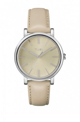 Beige Wrist Watch 2P162