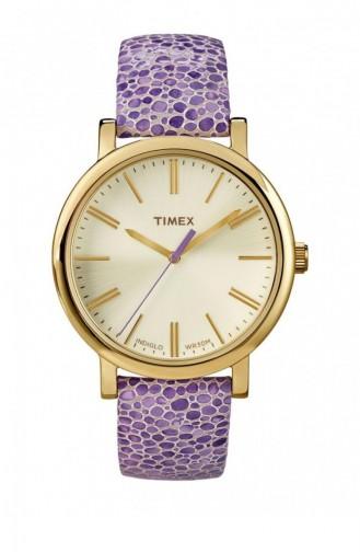 Purple Wrist Watch 2P326