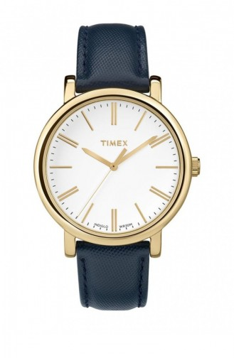 Navy Blue Wrist Watch 2P63400