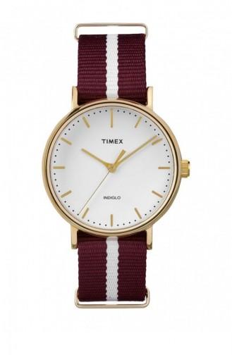 Claret Red Wrist Watch 2P98100
