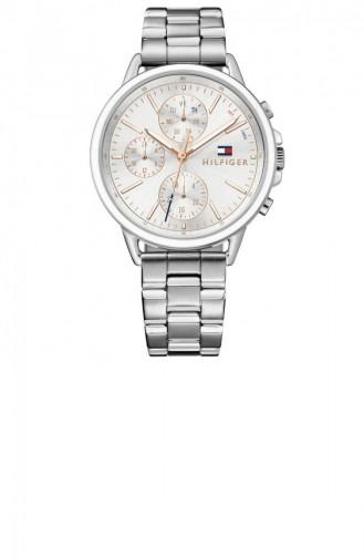 Silver Gray Wrist Watch 1781787
