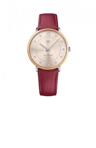 Claret Red Wrist Watch 1781810