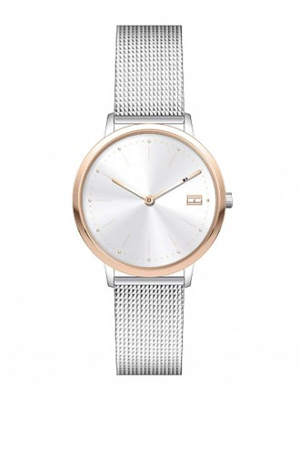 Silbergrau Uhren 1781928