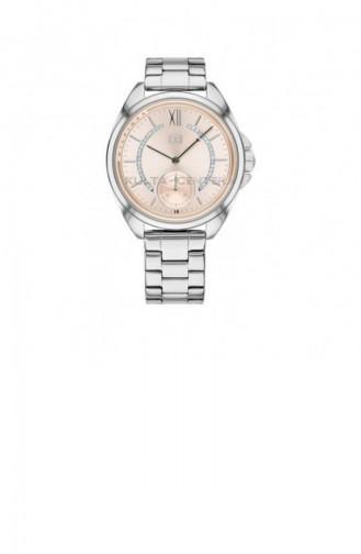 Silver Gray Wrist Watch 1781987