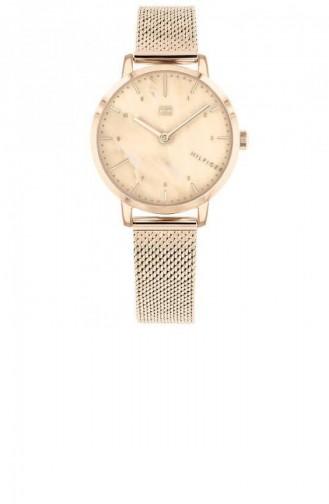 Rose Tan Wrist Watch 1782042