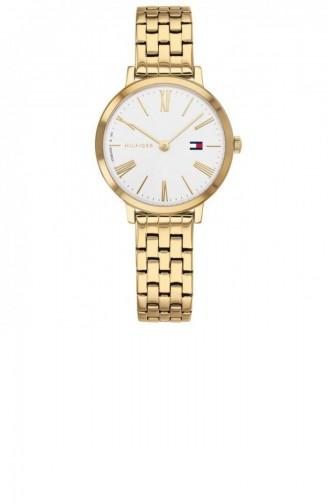 Goldgelb Uhren 1782054
