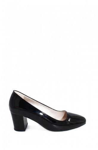 Black High-Heel Shoes 00262.SIYAHRUGAN