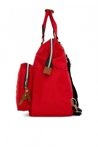 Red Baby Care Bag 8682166062881