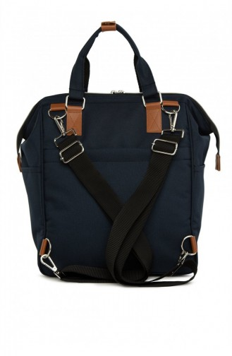 Navy Blue Baby Care Bag 8682166062898