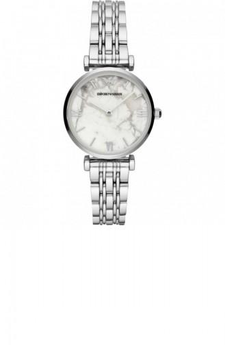 Silver Gray Wrist Watch 11170