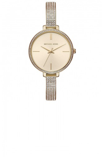 Gold Wrist Watch 3784