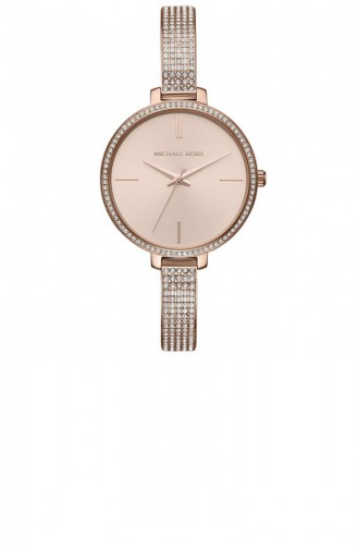 Silver Gray Wrist Watch 3785