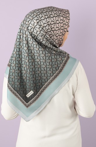 Silver Gray Scarf 90713-11