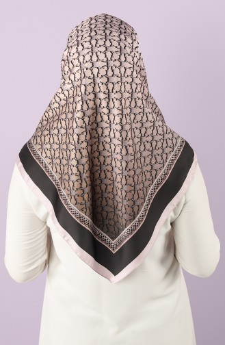 Pink Scarf 90713-15