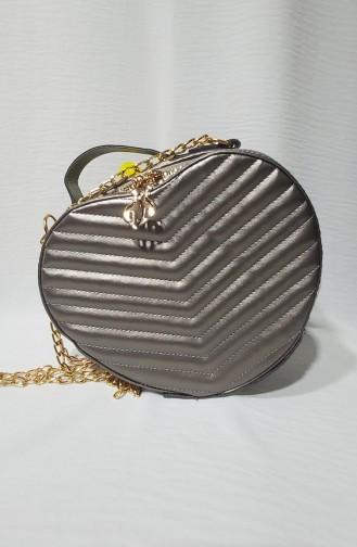 Gray Shoulder Bag 10113-02