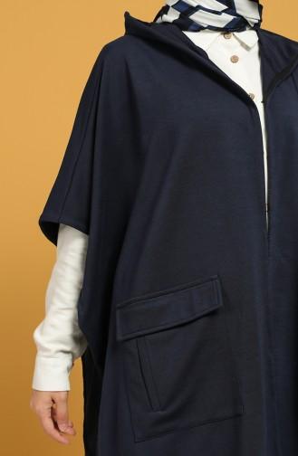بونشو أزرق كحلي 2011-07