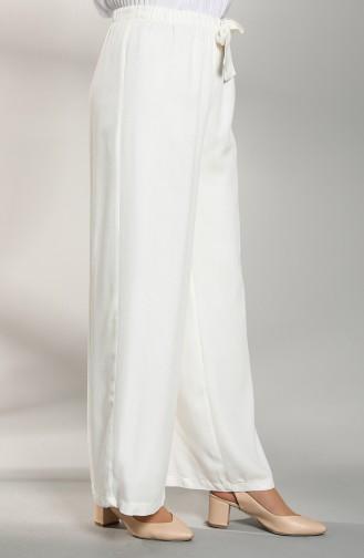 Pantalon Ecru 20013-02