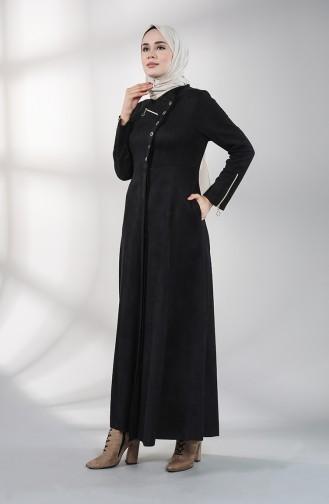 Black Topcoat 1785-01